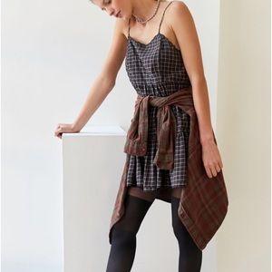 Urban Outfitters Babydoll Mini Dress